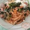 春の スパゲッティナポリタン