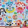 【ガチャ】「ガラピコぷ~ エアーフレンズ3」が2020年8月第2週に登場