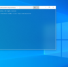 Windows Terminal (Preview) を試す
