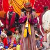 ブータンのお祭り