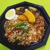 成城石井の「鶏ひき肉のピリ辛ガパオライス」