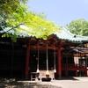 赤坂氷川神社に行ってきました。