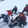 ワシントン州でスキーしてきました
