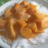 念願の「冰讃 (ピンザン)」でマンゴーかき氷