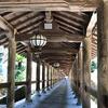 奈良の長谷寺で、山の風に心洗われる