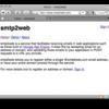 Google App Engine でメイルの受信