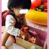 ☆ おせわだいすきメルちゃんで遊ぶ プレゼント 《1歳5ヶ月》