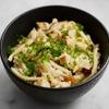 台湾風たけのこと干し椎茸の炊き込みご飯のレシピ