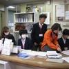 職場体験(深谷中学校)