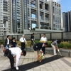フジ・メディア・ホールディングスの一斉清掃活動に参加してきました!