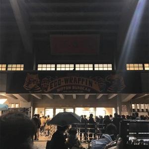 エゴラッピンを武道館で観た