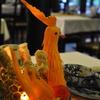 ヴェトナム中部のフエにあるイータオガーデンで宮廷料理をいただく❗️