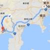 初めての東名単独ドライブ & 20年ぶりの首都高運転 & やらかした!けど一晩で持ち直す。修復力が上がったか?