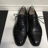 久しぶりの靴磨き!神匠RE08も今年で6年目になりました。