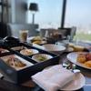 『PIGNETO』天空のレストランで至福の朝食を -フォーシーズンズホテル 東京 大手町