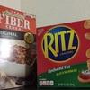 リッツ、脂肪やや低めを購入