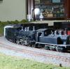 重連 別府鉄道5号機と6750型