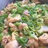 鶏肉と大根のナンプラー煮