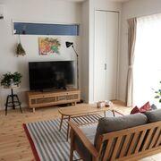 効率の良さとリラックス感を兼ね備えたむく床の家