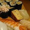 寿司が食べたかったので