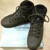 梅雨の時期に登山靴をお手入れしておく