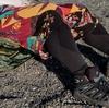 コスパ優秀なランニング用タイツを真冬の海岸デイキャンプで試してみた|冬キャンプ防寒対策