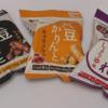 大塚食品 しぜん食感 大豆シリーズ
