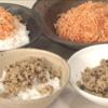 キューピー3分クッキング 高野豆腐のふりかけレシピ