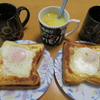 我が家の決まり事 その6 土日の朝食
