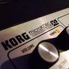 最高にお気に入りなシンセサイザー 「microKORG XL」