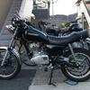 gn125h(125cc)のシーソーペダル化と、サイドリフレクターを外す方法![カスタム]