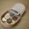 ヌメ革を育てる:BREE(ブリ―)のコインケースを1か月使用した感想と経年変化。