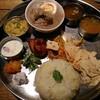 千葉県勝田台駅の南インド料理『葉菜』でカレー