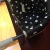 寿司海都は赤ちゃん&幼児用の椅子は万全!でも離乳食はない