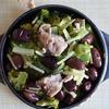 46冊目『staub 「ごはんココット」レシピ』から6回めは鶏肉とオリーブと黒米の炊き込みごはん