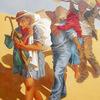 「中米内戦体験絵画」4