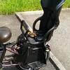 電動自転車のチャイルドシート