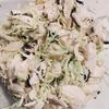 【 ご飯ログ 】 鶏ササミの梅昆布茶和え 〜『旨味』について【 レシピ 】