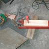 ゴミ置き場の作り替え1-4(軽量鉄骨造の超簡易納まり)