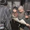 9-26/32-18 NHKテレビドラマ「北斎まんが」こまつ座の時代(アングラの帝王から新劇へ)