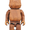 8月5日(土) BE@RBRICK カリモク fragment design 400% carved wooden 他!