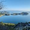 10月10日16:00の恋ヶ浜遠景