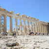 アテネ旅行(前編): アテネの街並みと猫たち