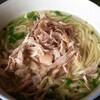 【上海の朝食】(5)反日の中国人に美味しい鶏スープの麺を作ってもらった件