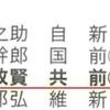 菅原文太−政治の役割は二つ