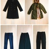 【ミニマリストの私服制服化】12月のワードローブ。ボトムス3着・アウター2着を公開します
