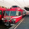 笠松近辺の名鉄電車