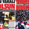 〔トルコ〕クルド組織クルディスタン自由の鷹(TAK)、イスタンブールでの自爆攻撃(声明全文)