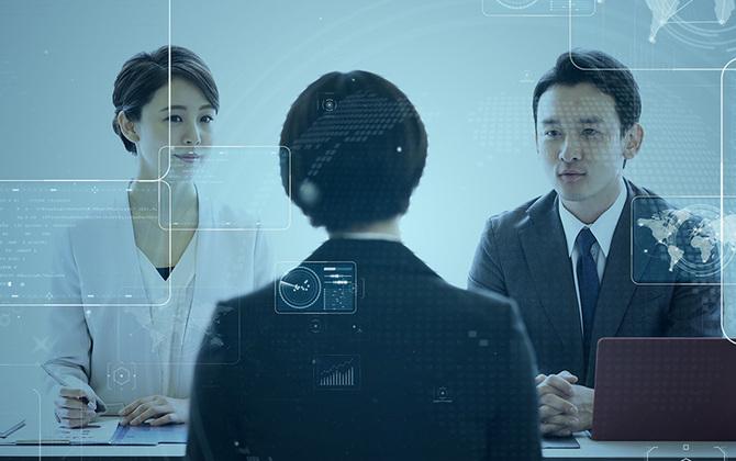 「あなたの面接官はAIです」 ベテラン人事の評価ノウハウをAI化した、AI動画面接の仕組みをギリギリまで聞いてみた