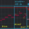 【作例あり】Ⅱm7→Ⅴ7→Ⅰ(ツーファイブワン)を使って2回連続転調する